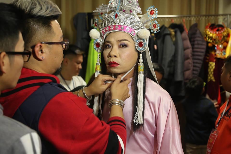 TÁO QUÂN 2018: Thái độ bất ngờ của Thảo Vân khi gặp bạn gái kém 15 tuổi của Công Lý - 6