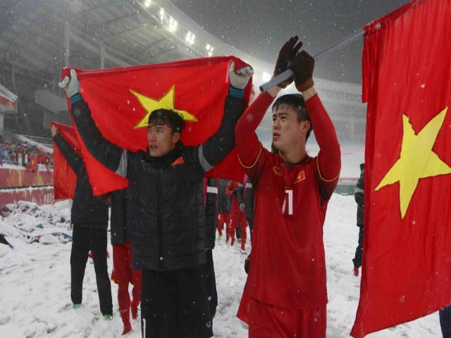 HLV Park Hang Seo: U23 Việt Nam hụt Vàng châu Á không phải do trời tuyết