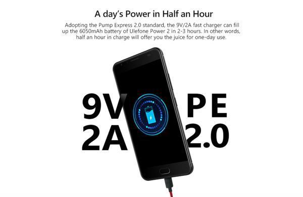 48 giờ cuối xả kho smartphone pin 6.050mAh,Ram 4G, Rom 64G giá cực sốc - 3