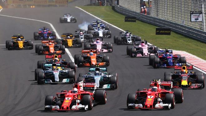 Đua xe F1, giới hạn khối lượng mới: Khi to cao không phải là lợi thế - 1