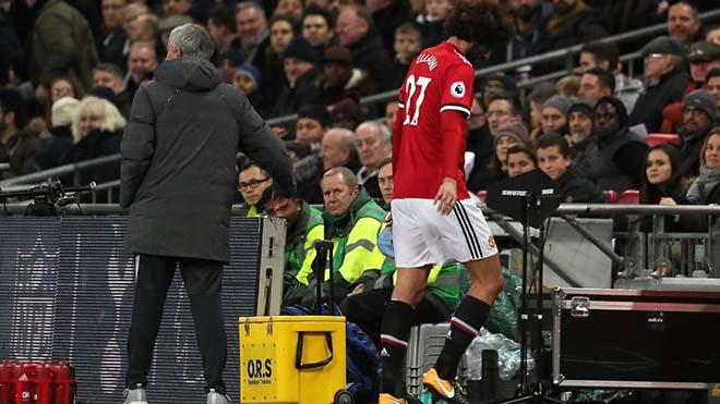 Fellaini nghỉ 2 tháng: Nghi án giả đau, học Sanchez đòi lương khủng - 1