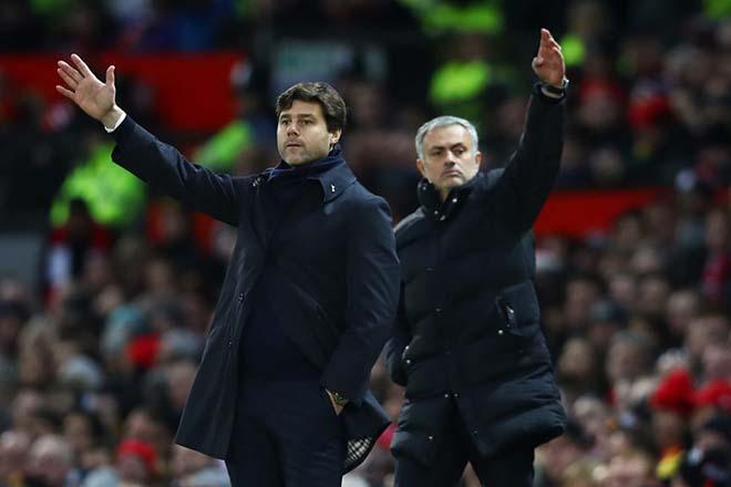 """MU chọn người """"kế vị ngai vàng"""": Nhắm sẵn Pochettino, chờ ngày thay Mourinho - 3"""
