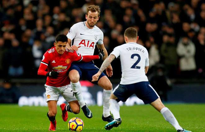 MU có Sanchez vẫn thua Tottenham: Mourinho bối rối vì bảo bối - 1