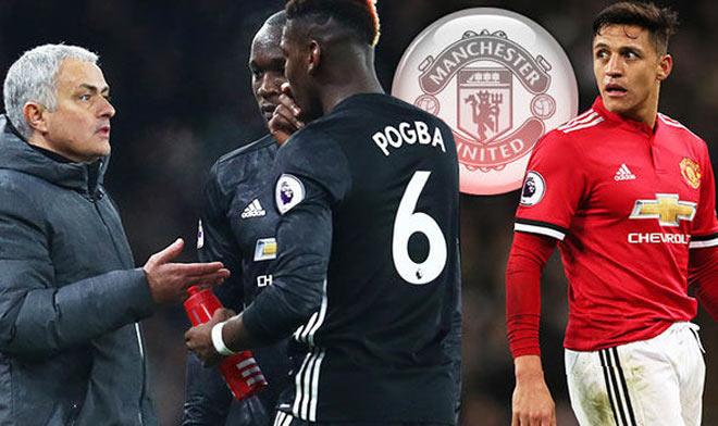 MU có Sanchez vẫn thua Tottenham: Mourinho bối rối vì bảo bối - 2