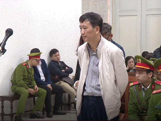 Trịnh Xuân Thanh 'vùng vằng' không muốn đối đáp VKS - 1
