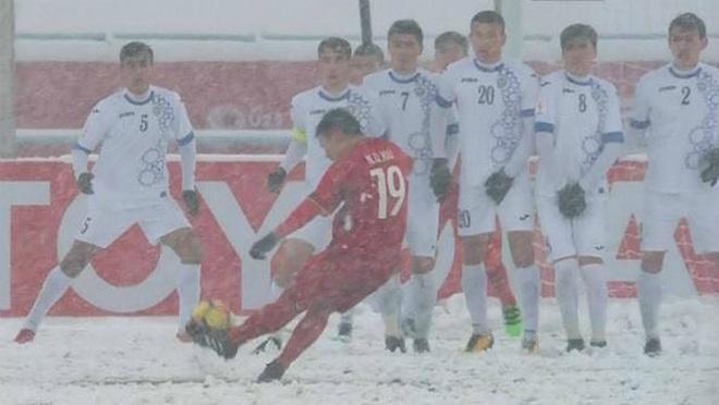 HLV Park Hang Seo: U23 Việt Nam hụt Vàng châu Á không phải do trời tuyết - 1