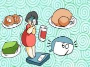 Sức khỏe đời sống - Làm gì để tránh tăng cân ngày tết?
