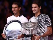 Phục Federer  sát đất , Nadal vẫn ngạo nghễ sẽ trả hận ấn tượng