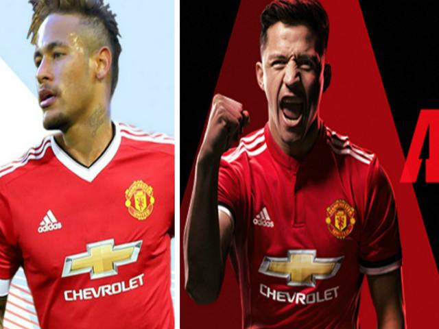 Chuyển nhượng MU: Gây sốc với Neymar, Sanchez là món hời thế kỷ