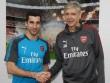Arsenal đón Aubameyang, Mkhitaryan: Học MU, Mourinho vô địch châu Âu