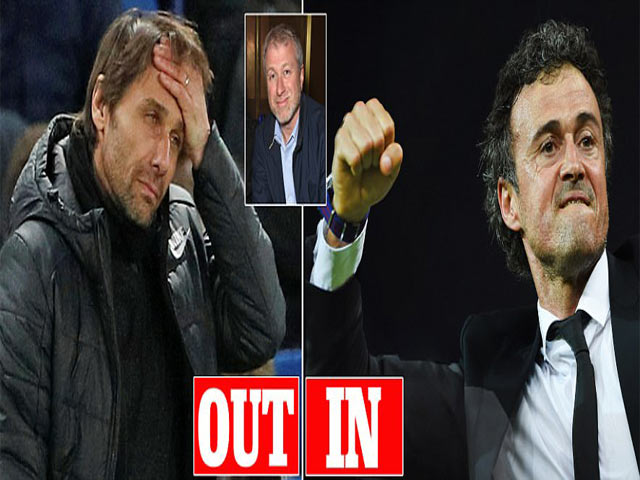 """Chelsea biến lớn: Conte trước """"giá treo cổ"""", ngôi sao đòi tháo chạy"""