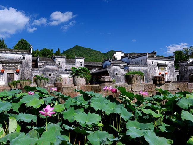 Xuyên không về quá khứ tại những ngôi làng cổ đẹp nhất Hoành Sơn - 3