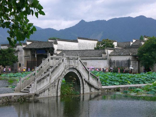 Xuyên không về quá khứ tại những ngôi làng cổ đẹp nhất Hoành Sơn - 2