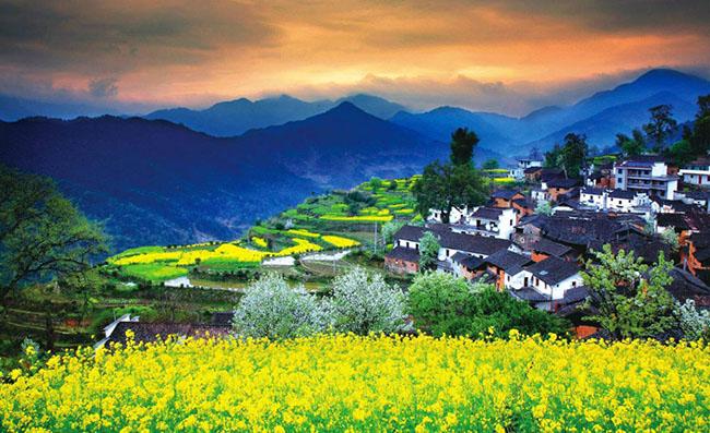 Xuyên không về quá khứ tại những ngôi làng cổ đẹp nhất Hoành Sơn - 6