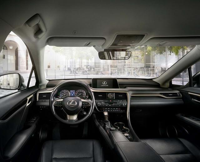 Lexus RX 450h Sport Edition giá 1,66 tỷ đồng - 2