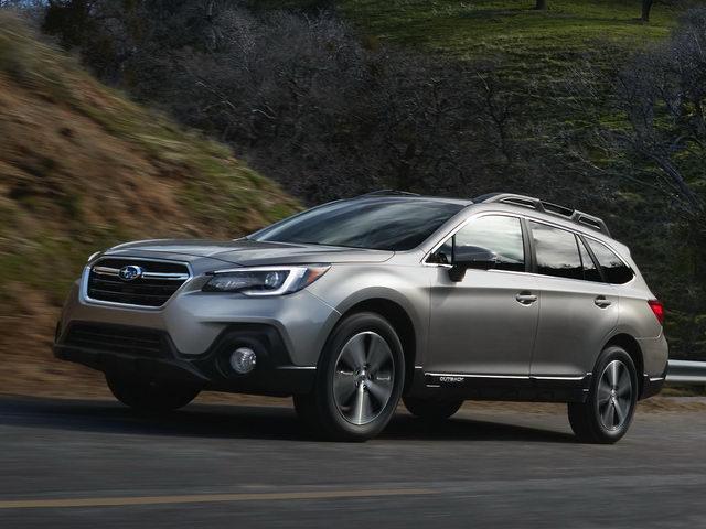 Subaru Outback 2018 có giá 1,4 tỷ đồng - 1