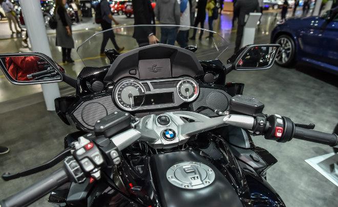 2018 BMW K1600B giá hơn 1 tỷ đồng, nhìn là mê ngay - 10