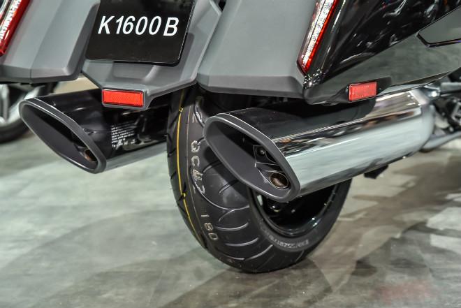 2018 BMW K1600B giá hơn 1 tỷ đồng, nhìn là mê ngay - 8