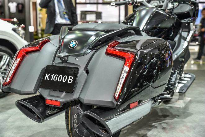 2018 BMW K1600B giá hơn 1 tỷ đồng, nhìn là mê ngay - 12