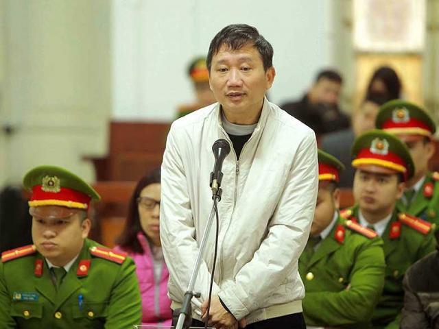 Trịnh Xuân Thanh kháng cáo kêu oan - 2