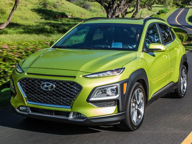 Hyundai Kona chốt giá từ 440 triệu đồng - 1