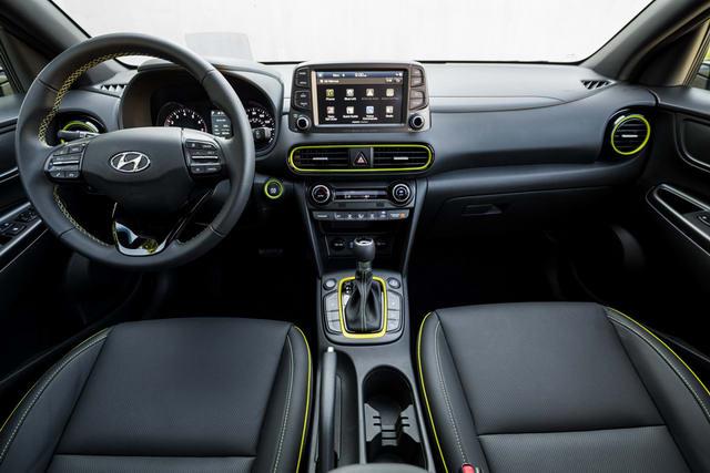 Hyundai Kona chốt giá từ 440 triệu đồng - 3