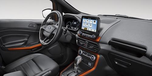 Ford EcoSport Storm đặc biệt giá 720 triệu đồng - 2