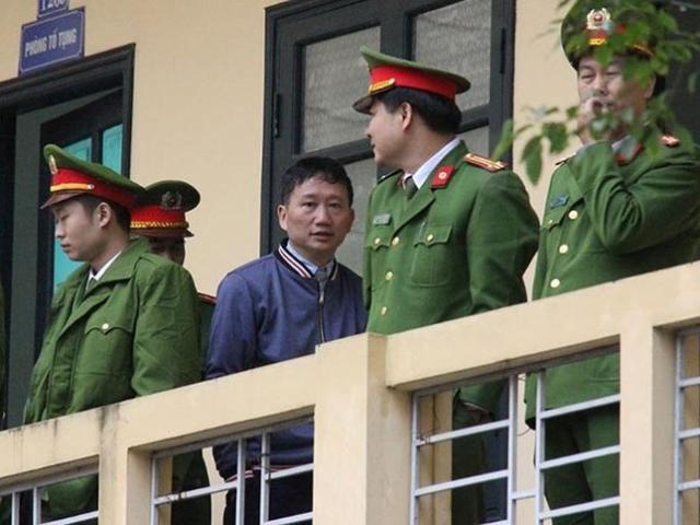 Trịnh Xuân Thanh nói mong khi chết được trong vòng tay vợ con - 2