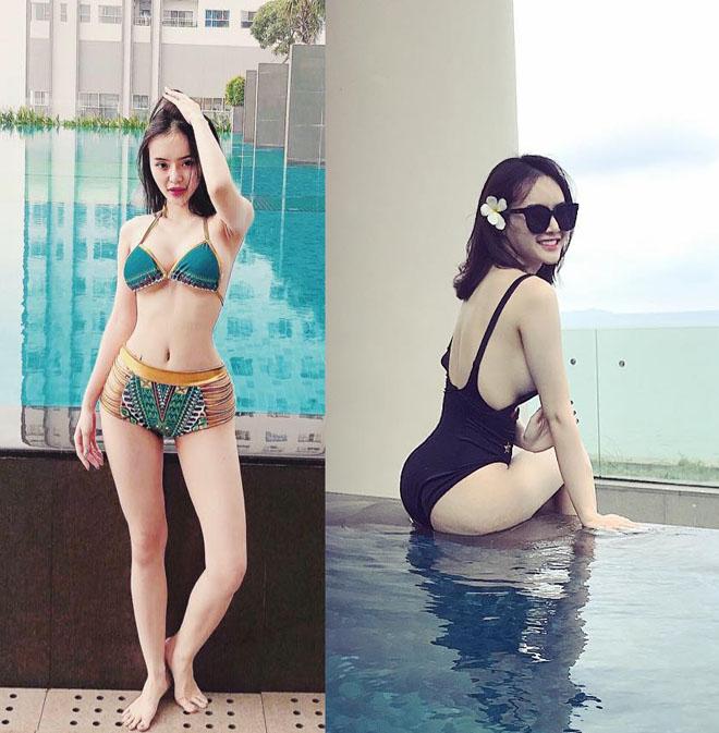 Em gái Hà Anh hay Mai Phương Thúy mặc bikini nóng bỏng nhất? - 4