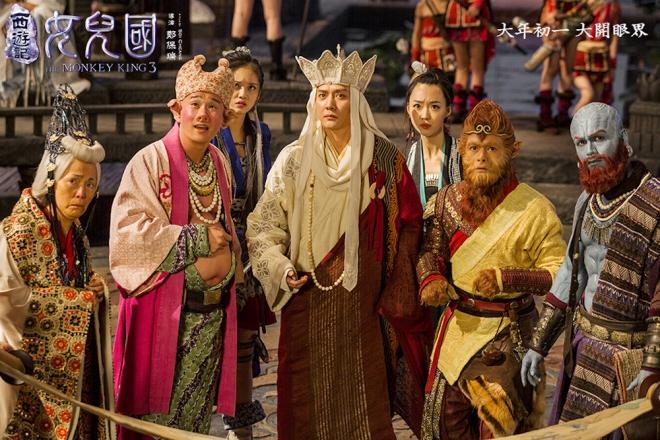 Chuyện tình Đường Tăng ở Nữ Nhi Quốc được mong chờ nhất dịp Tết ở Trung Quốc - 1