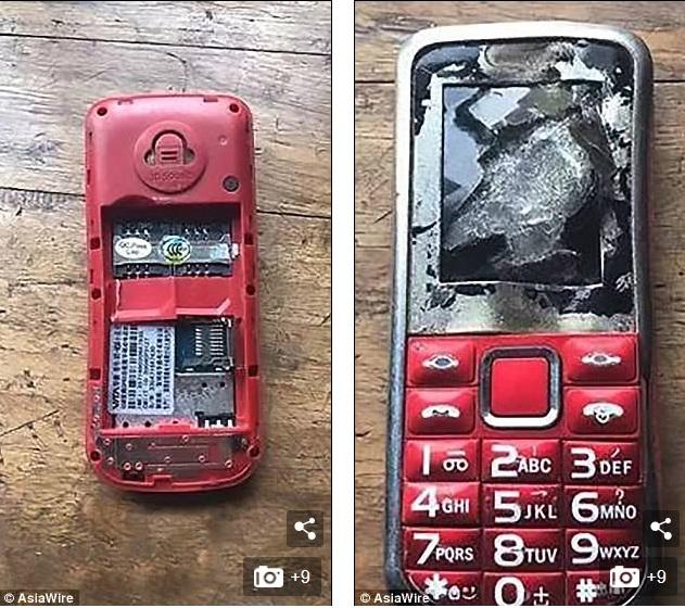 TQ: Đang sạc pin, điện thoại nổ tung như bom tiện đứt ngón tay - 2