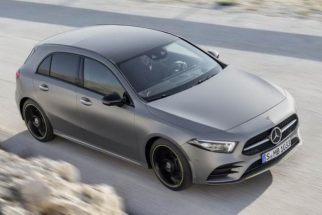 Mercedes A-Class 2019 hoàn toàn mới ra mắt - 2