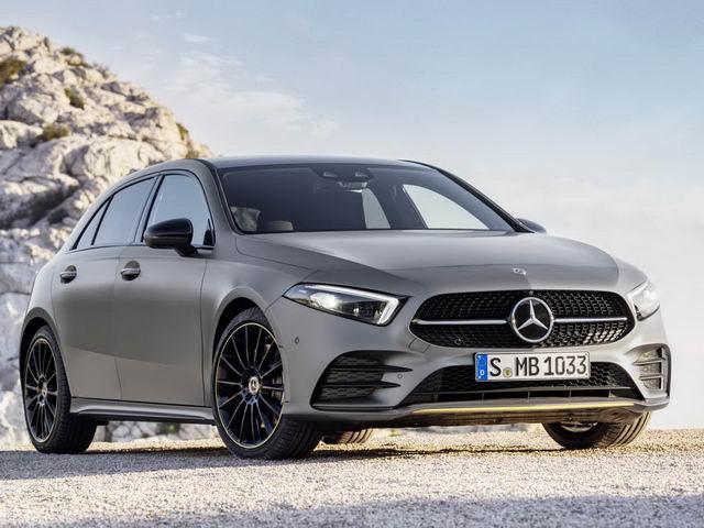 Mercedes A-Class 2019 hoàn toàn mới ra mắt - 1