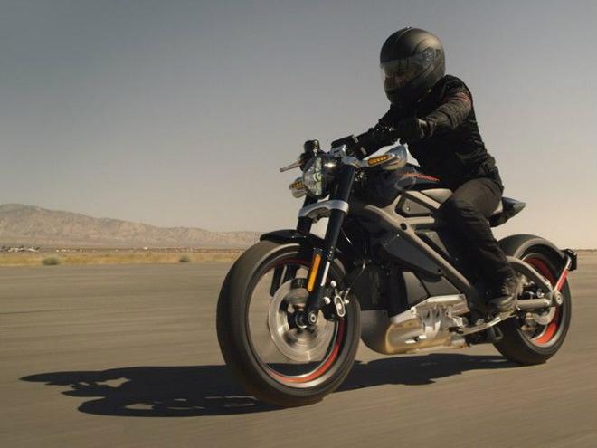 Siêu môtô điện Harley-Davidson đang cận kề ngày ra lò - 1