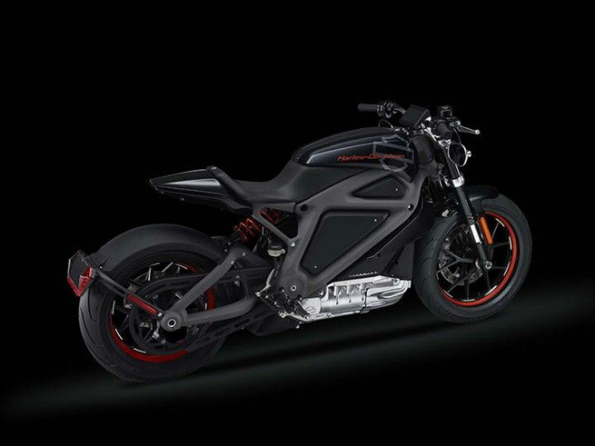 Siêu môtô điện Harley-Davidson đang cận kề ngày ra lò - 3