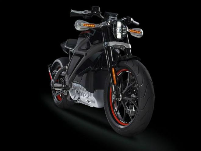Siêu môtô điện Harley-Davidson đang cận kề ngày ra lò - 2