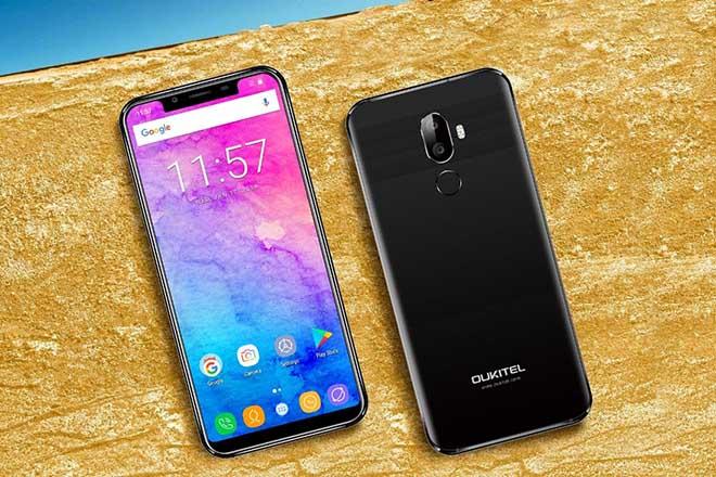 """Điện thoại """"tai thỏ"""" như iPhone X, giá chỉ 3,63 triệu đồng - 1"""