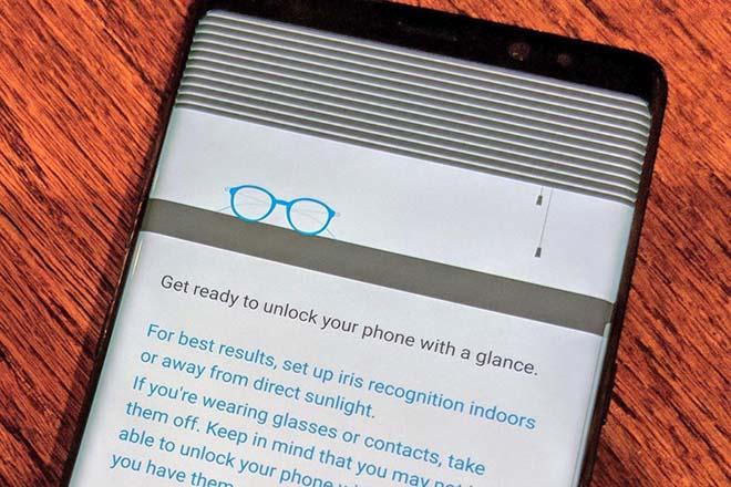 Tính năng giúp Galaxy S9 nhận diện khuôn mặt chính xác hơn - 1