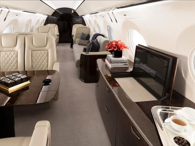 Bên trong 7 máy bay tư nhân đắt giá nhất trên thế giới - 3