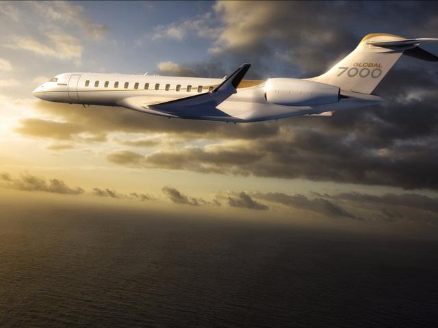 Bên trong 7 máy bay tư nhân đắt giá nhất trên thế giới - 6