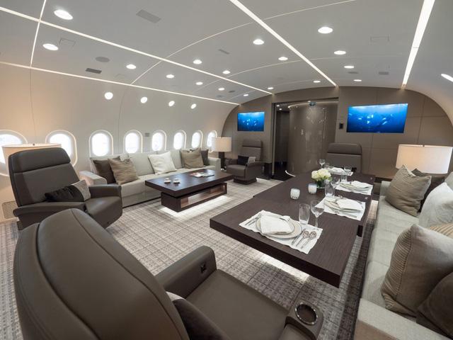 Bên trong 7 máy bay tư nhân đắt giá nhất trên thế giới - 13