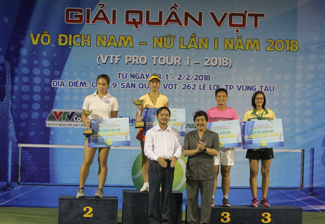 Người đẹp tennis Việt kiều khát khao giành vàng SEA Games cho tuyển Việt Nam - 1