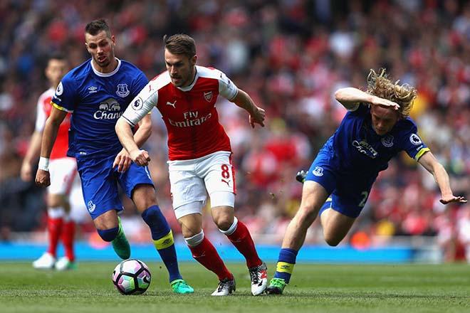 Arsenal - Everton: Bộ đôi hủy diệt Aubameyang - Mkhitaryan chào sân - 2