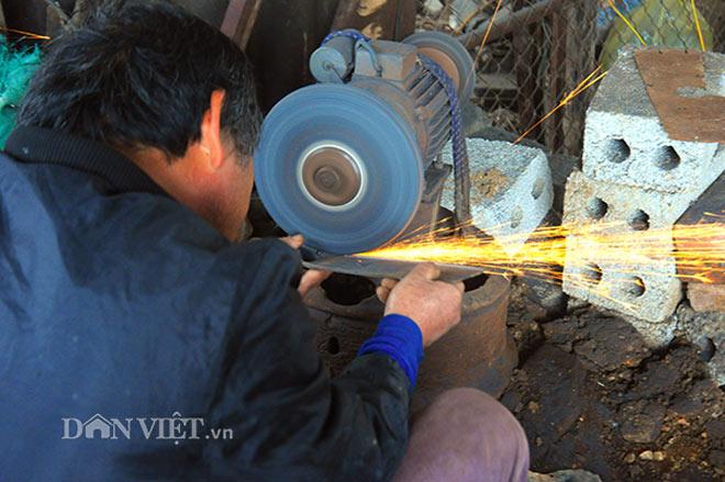 Tâm sự ngày cuối năm của người quai búa gần nửa thế kỷ ở xứ Lạng - 4