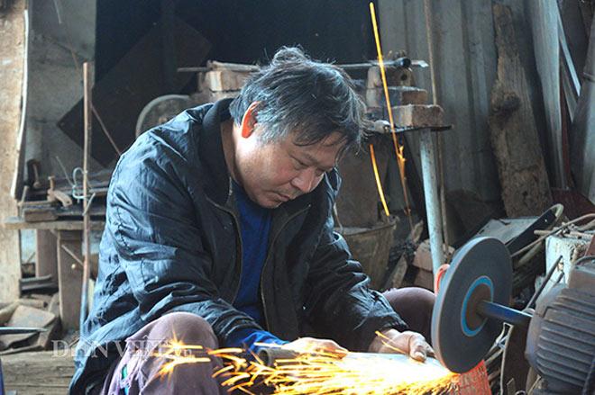Tâm sự ngày cuối năm của người quai búa gần nửa thế kỷ ở xứ Lạng - 1