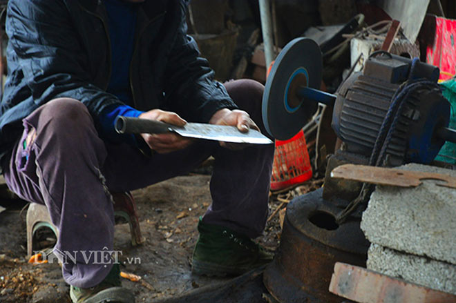 Tâm sự ngày cuối năm của người quai búa gần nửa thế kỷ ở xứ Lạng - 5