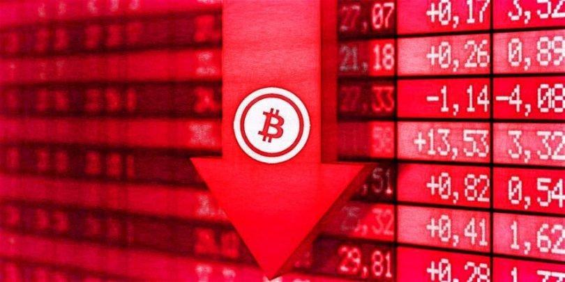 Tất cả các loại tiền ảo, đứng đầu là Bitcoin, đều giảm giá mạnh - 1