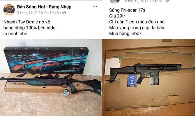 """Thâm nhập thị trường vũ khí: Những """"con buôn"""" tiết lộ mánh khóe trong nghề (Kỳ 1) - 1"""