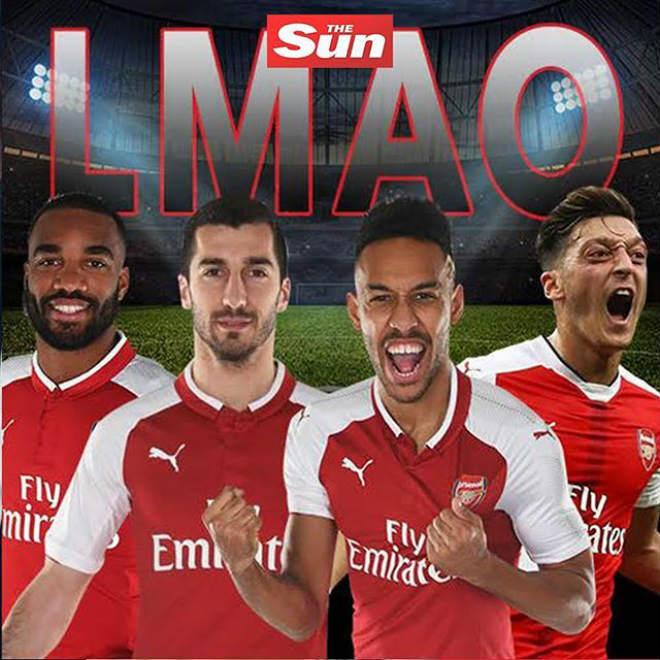 """Wenger bỏ thói hà tiện: Arsenal nổ vang, phục hưng lối đá """"điện xẹt"""" - 2"""