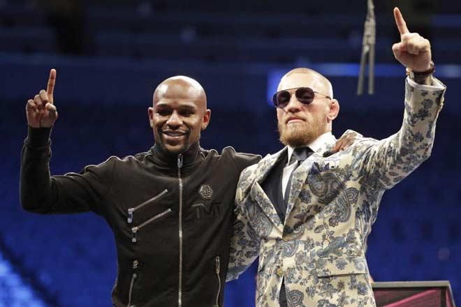"""Tái đấu tỷ đô Mayweather – McGregor: Cả hai """"bật đèn xanh"""" - 2"""